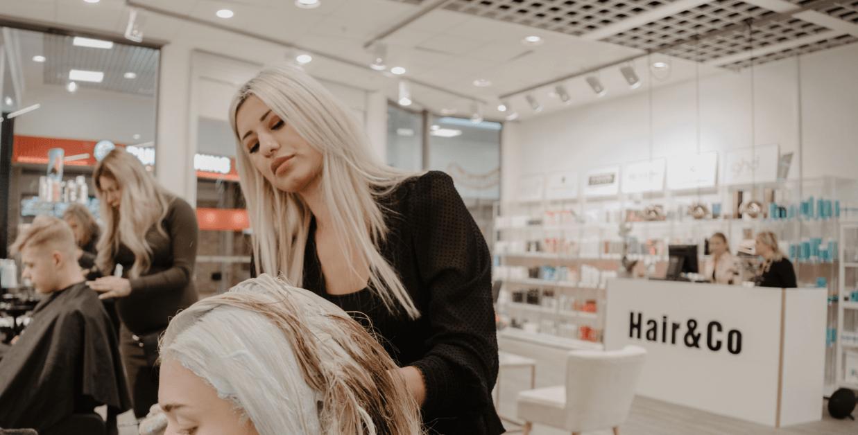 Utbildade & erfarna frisörer